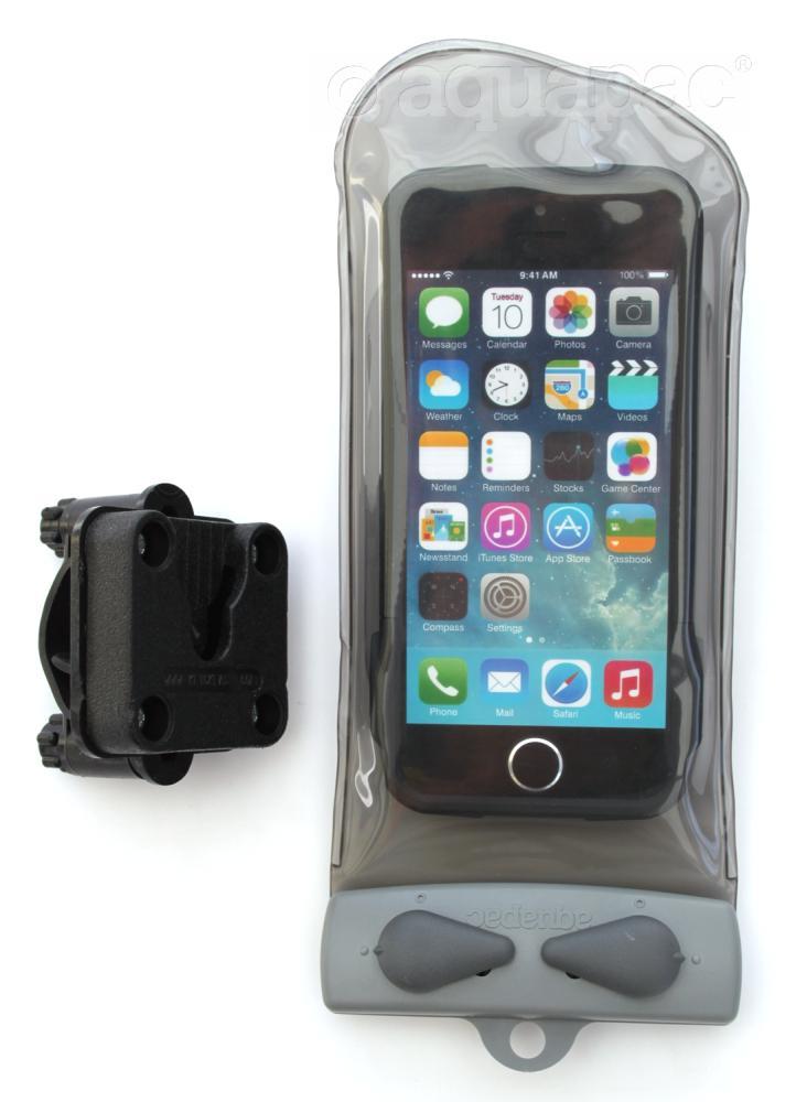 Mini Phone / GPS mit Lenker-/Relinghalterung