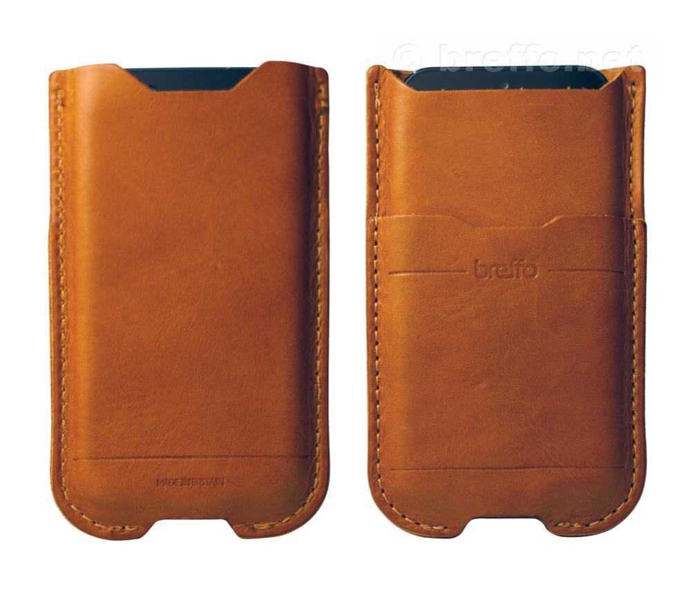 Breffo Leder Tasche für iPhone5s/c™