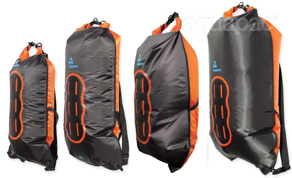 Noatak Wet & Dry Bag: 15,25,35 oder 60 Liter