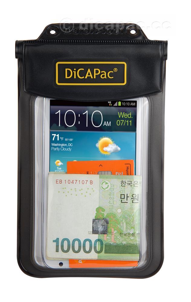 DiCAPac Allzweck-Tasche wasserdicht