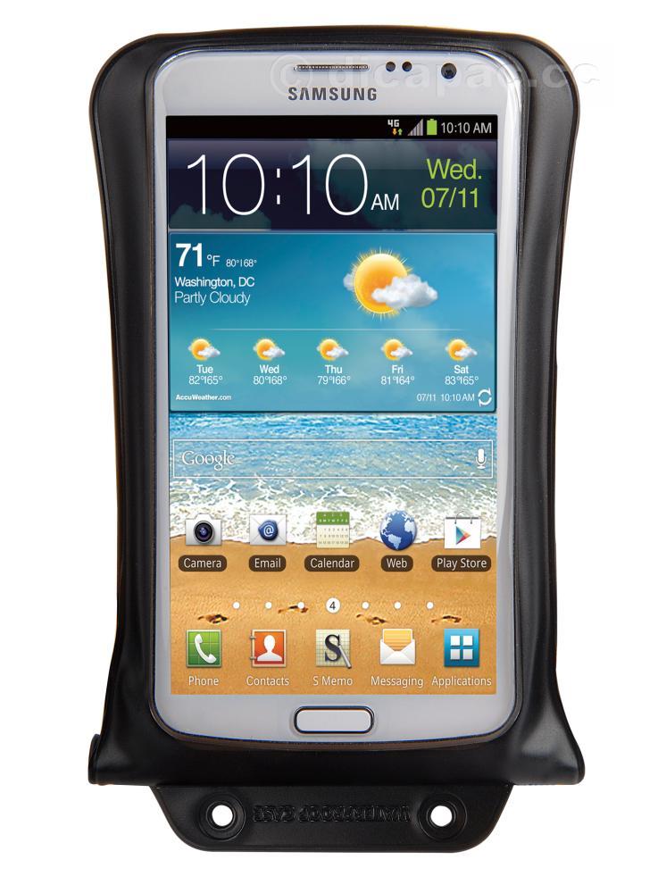 DiCAPac Smartphone-Tasche medium wasserdicht