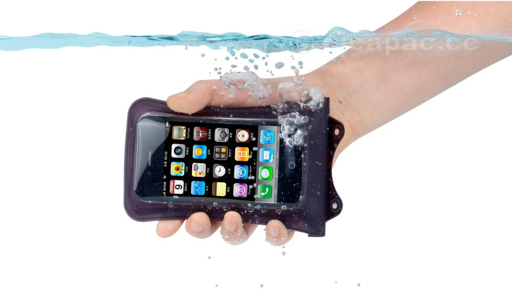 DiCAPac iPhone™-Case mini waterproof