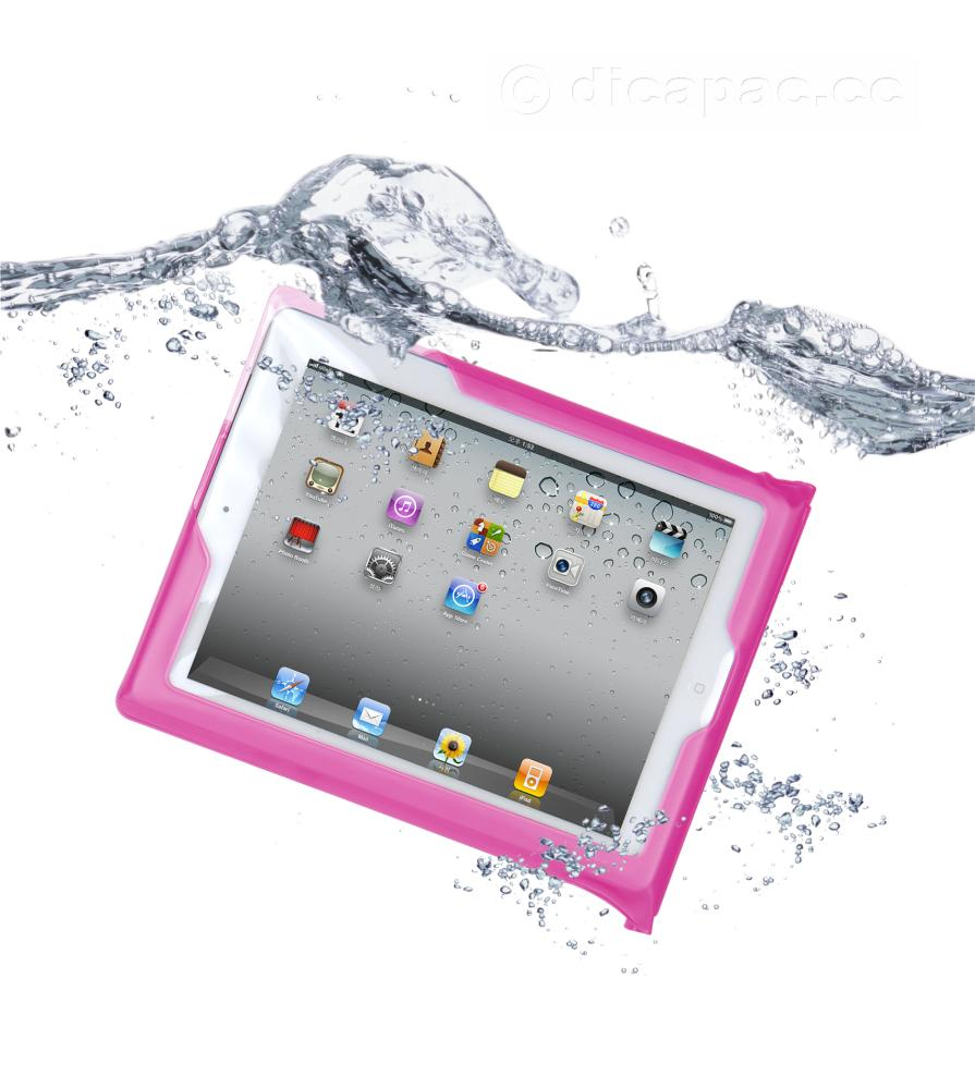 DiCAPac iPad™ Tasche wasserdicht